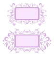 Backgrounds with floral pattern vector image