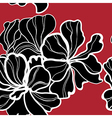 seamless floral patt 3 vector image