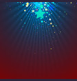 Spotlight abstract background vector image