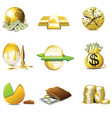 money icons | bella series vector image vector image