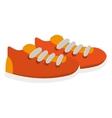 sneakers icon design vector image