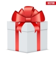 Classic Gift Box vector image