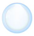 soap bubble vector image