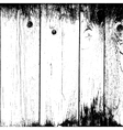 Old Planks Background vector image