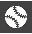 Soft Ball vector image