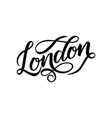 city logo isolated on white black label or vector image
