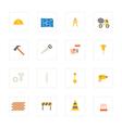 Icon Engineering Construction vector image