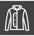 Warm Jacket vector image