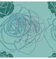 Seamless flower 03 vector image
