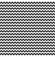 Black and white herringbone fabric seamless vector image vector image