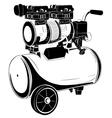 pump compressor Air compressor vector image