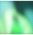 Abstract geometric background with rhombus vector image