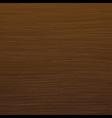 Dark Wood Background vector image