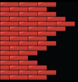 walls vector image