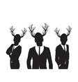 stag group vector image