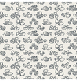 background of nuts vector image vector image