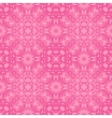 pink seamless pattern for fabric vector image
