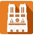 Cathedral vector image