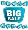Big Sale tags EPS8 vector image
