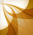 Abstract brown background vector image vector image