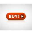 big red buy now button vector image