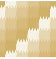 Seamless Beige Retro Pattern Background vector image