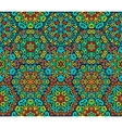 Bright Ornamental Pattern vector image