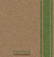 textile material pattern background de vector image