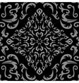 Damask seamless classic pattern vector image