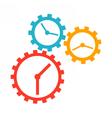 Time Management Concept vector image