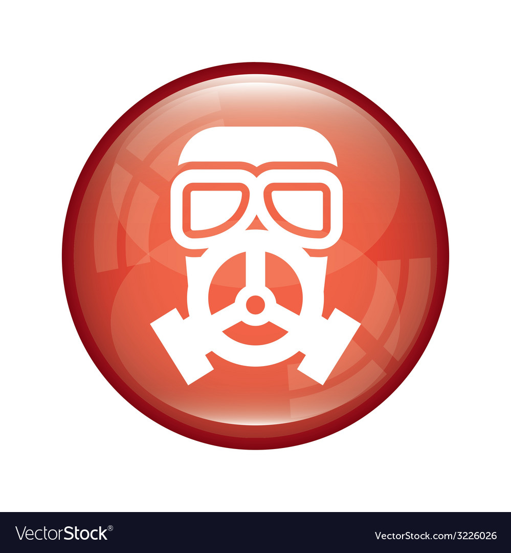 Mask gas design vector