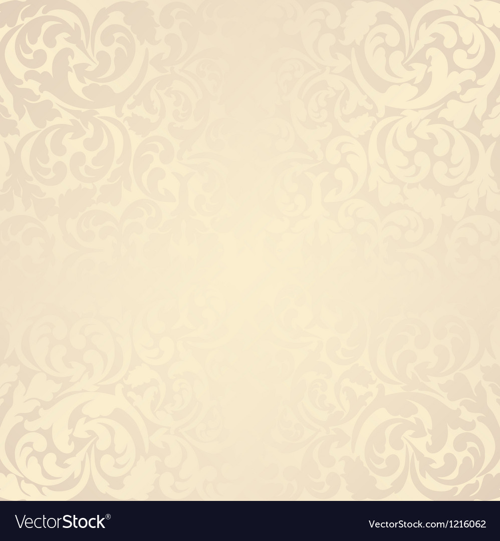 Beige background vector
