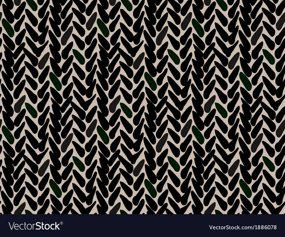 Bold pattern with stylized graphic tire marks vector