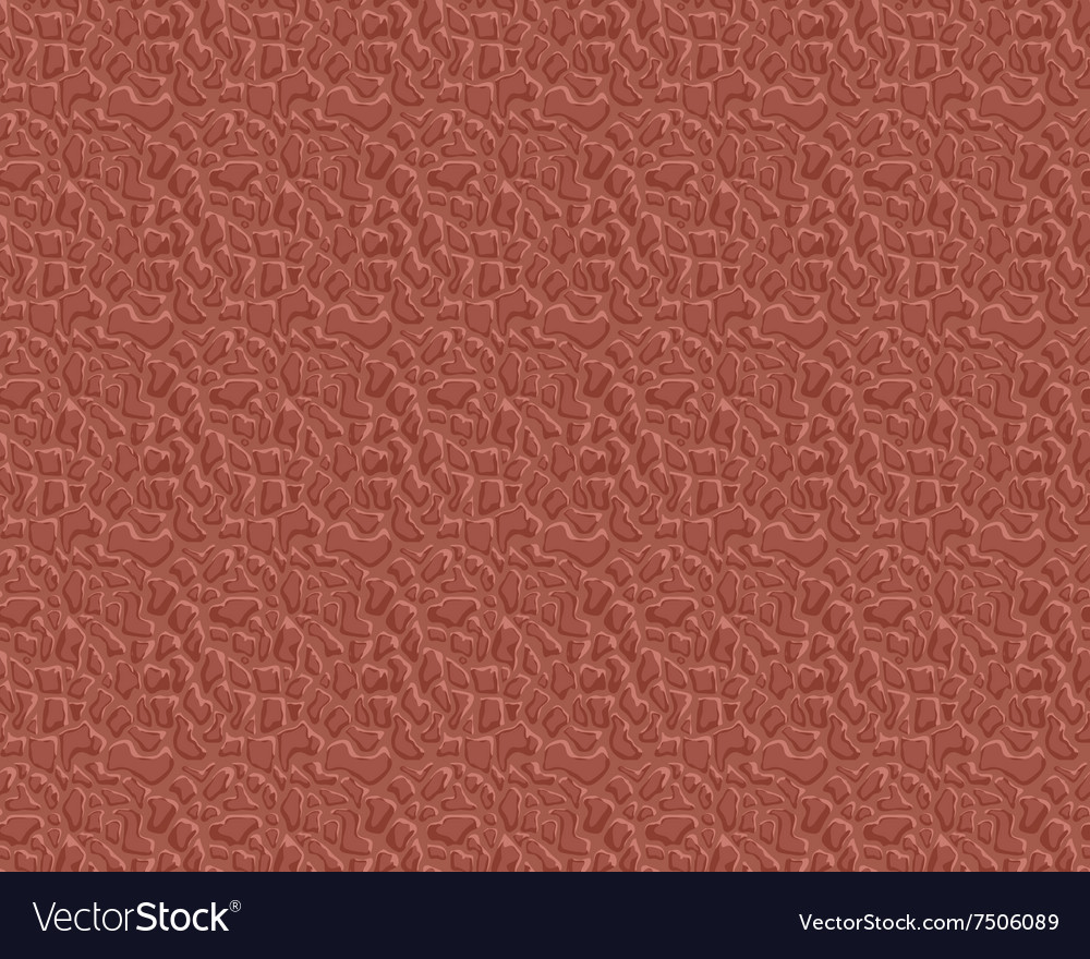 Seamless texture leather vector