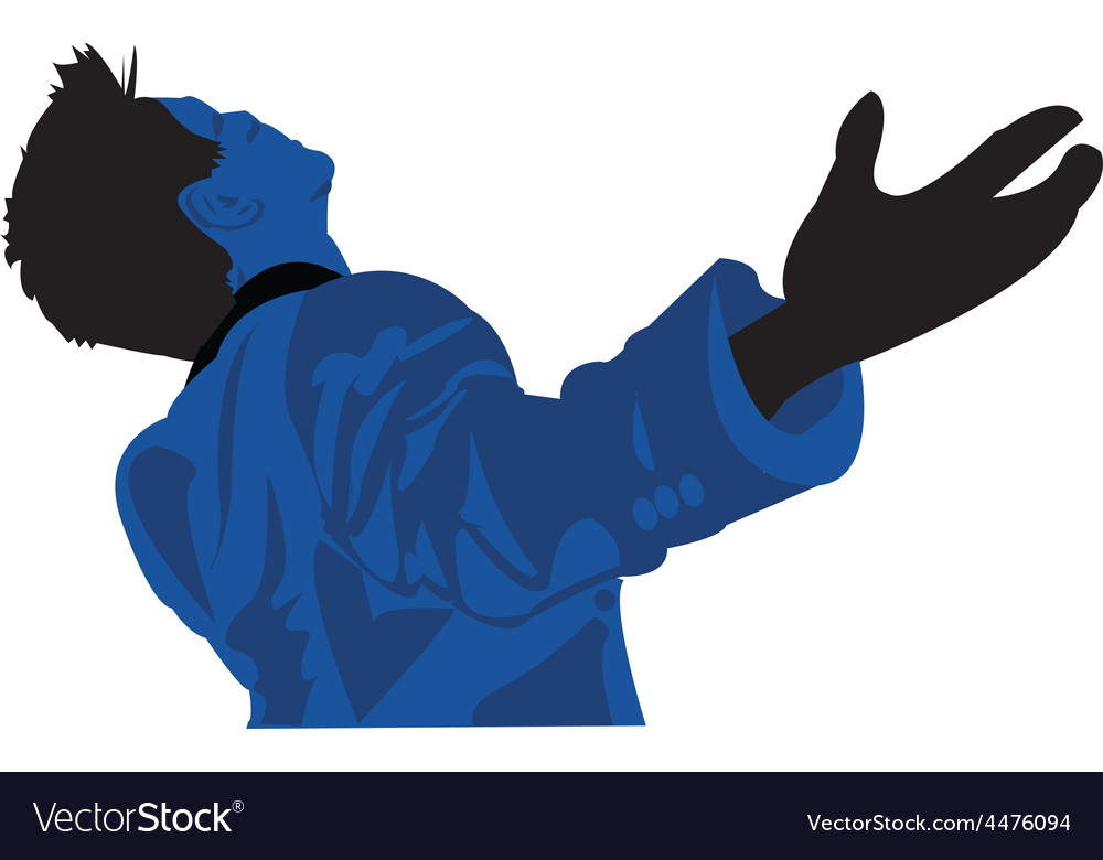 Freedom silhouette vector