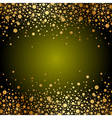 gold luxury background vector image vector image