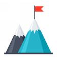 Goal Achievement Concept vector image
