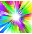 start burst vector image vector image