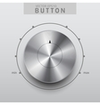 fader volume vector image vector image