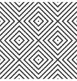 Geometric seamless pattern of diagonal stripes or vector image vector image