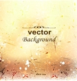 Abstract background on grunge paper with place for vector image