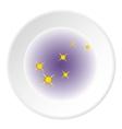 Nebula icon cartoon style vector image