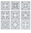 al 0742 tiles vector image vector image