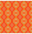 Pattern with bold stylized Chinese motifs vector image