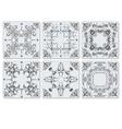 al 0742 tiles 03 vector image vector image