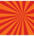 Colored red orange background vector image