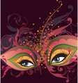party mask vector image