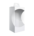 Package Cardboard Box vector image