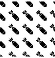 air bomb seamless pattern vector image