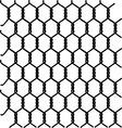 braided galvanized wire vector image